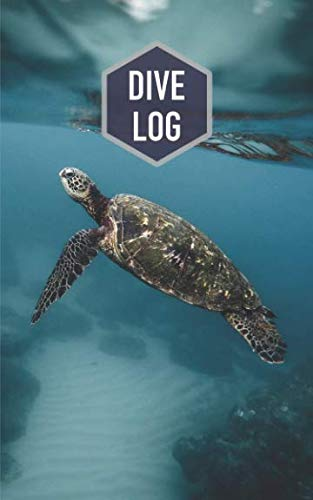 9781790394968: Dive Log: Scuba diving logbook for 100 dives / Cover: Turtle