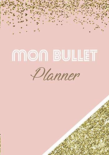 9781790901456: Mon Bullet Planner