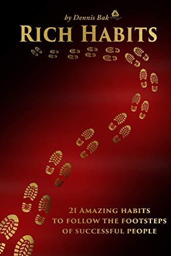 9781791829520: Rich Habits: 21 Amazing habits to follow the footsteps of successful people