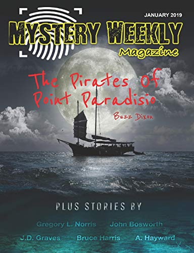 9781792880582: Mystery Weekly Magazine: January 2019 (Mystery Weekly Magazine Issues)