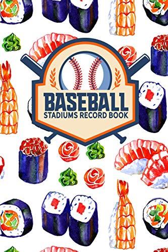 9781793896001: Baseball Stadiums Record Book