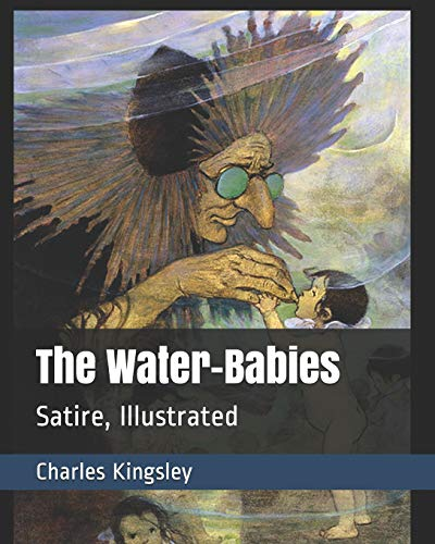 The Water Babies Satire Illustrated Paperback By Charles