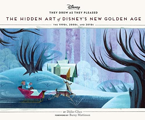 9781797200934: They Drew as They Pleased Volume 6: The Hidden Art of Disney's New Golden Age