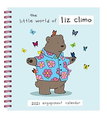 9781797201757: Liz Climo 2021 Calendar
