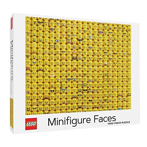 9781797210193: Lego Minifigure Faces Puzzle: 1000-piece