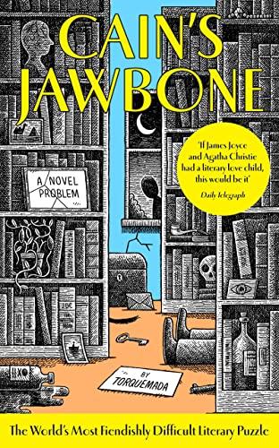 9781800180796: Cain's Jawbone: A Novel Problem