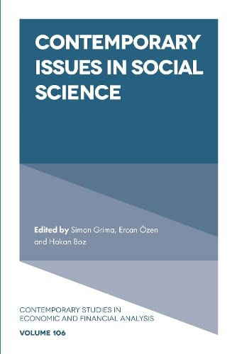 Contemporary Issues in Social Science (Contemporary Studies: Edited by Simon