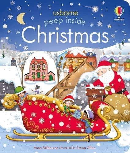 Anna Milbourne, Peep Inside Christmas