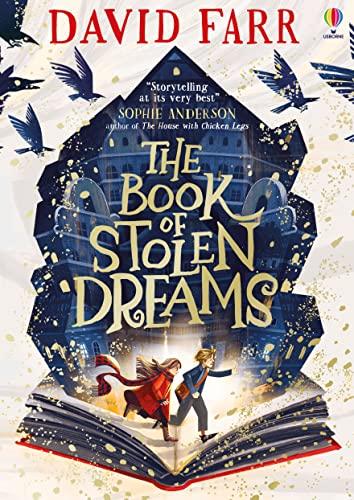 David Farr, The Book of Stolen Dreams