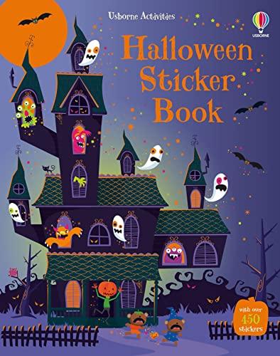 Fiona Watt, Halloween Sticker Book