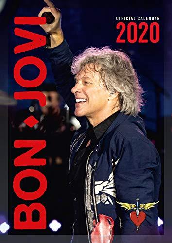 9781838540036: Bon Jovi 2020 Calendar - Official A3 Wall Format Calendar