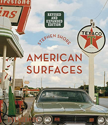 9781838660628: Stephen Shore: American Surfaces: Revised & Expanded Edition (PHOTOGRAPHY)