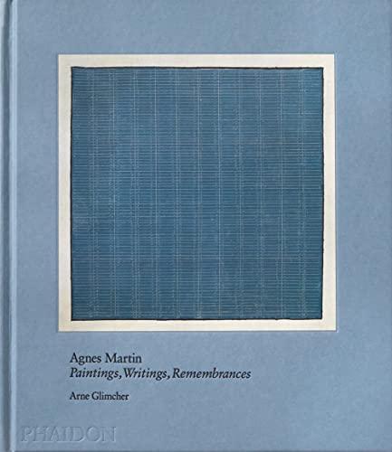 Arne Glimcher, Agnes Martin