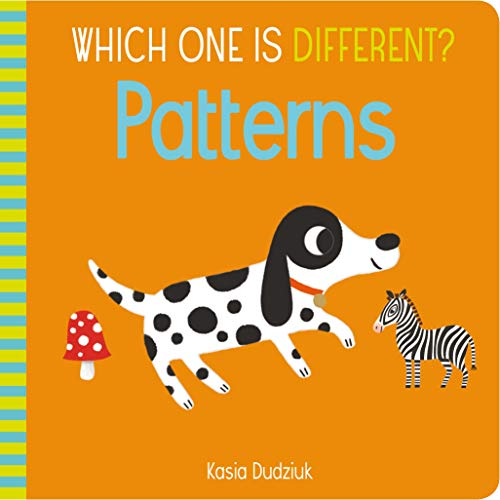 9781839404948: Which One Is Different? Patterns: 3