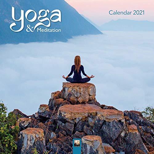 9781839640186: Yoga & Meditation 2021 Calendar