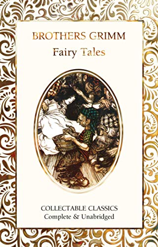 9781839641732: Brothers Grimm Fairy Tales (Flame Tree Collectable Classics)