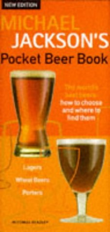 9781840000054: Michael Jackson's Pocket Beer Book 1998