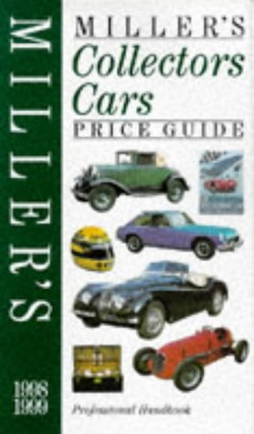 Miller's Collectors Cars Price Guide 1998-99 Volume VII