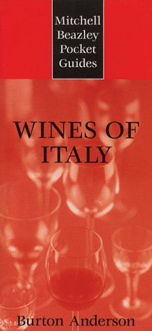 9781840000184: Wines of Italy (Mitchell Beazley Pocket Guides)