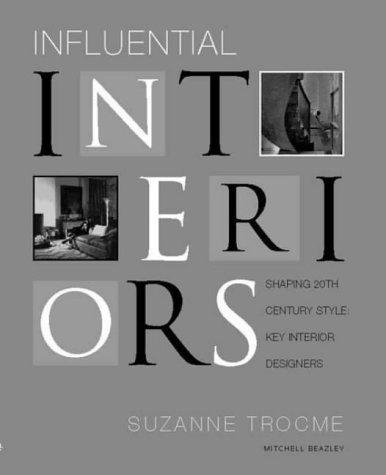 Influential Interiors: Suzanne Trocme