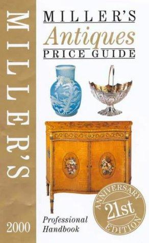 9781840001419: Miller's Antiques Pocket Guide 2000 Us (Miller's Price Guides)