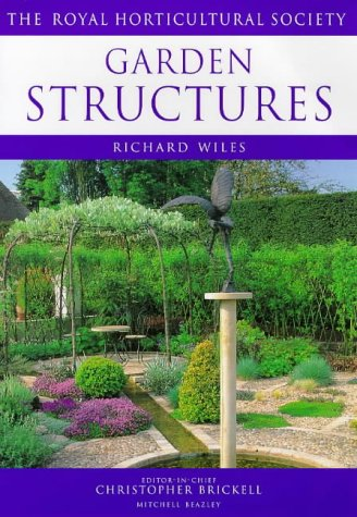9781840001570: Garden Structures (RHS Encyclopedia of Practical Gardening)