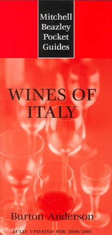 9781840002515: Wines of Italy (Mitchell Beazley Pocket Guides)