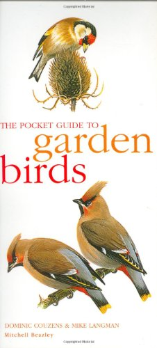 Mitchell Beazley Pocket Guide to Garden Birds (1840002700) by Dominic Couzens