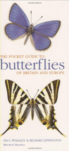 9781840002720: Mitchell Beazley Pocket Guide to Butterflies of Britain and Europe