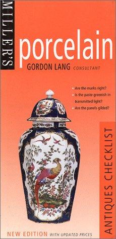 9781840002942: Miller's: Porcelain: Antiques Checklist (Miller's Antiques Checklist)