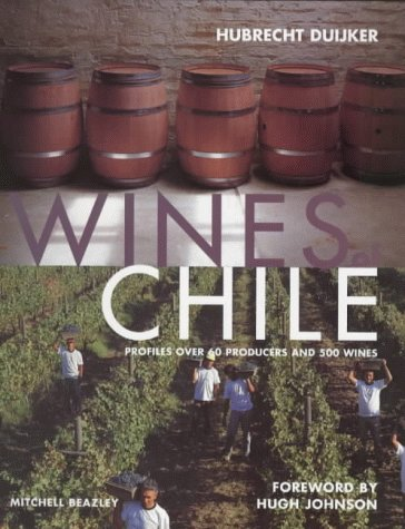 9781840003086: Wines of Chile