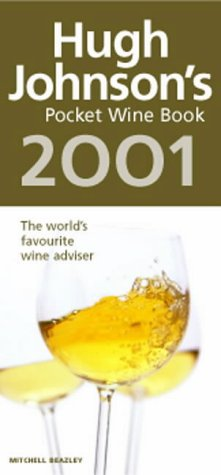 Hugh Johnson's Pocket Wine Book 2001