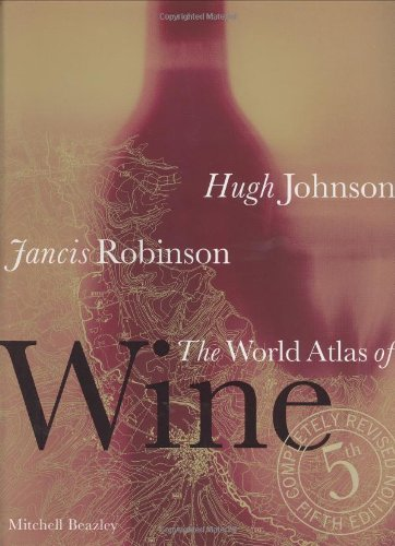 9781840003321: The World Atlas of Wine