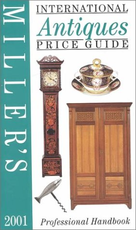 International Antiques Price Guide 2001