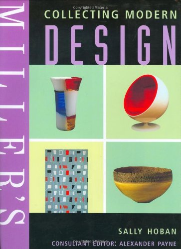 9781840004052: Miller's Collecting Modern Design