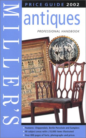 9781840004366: Miller's Antiques Price Guide 2002 (Miller's)