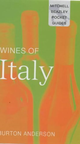 9781840005530: Mitchell Beazley Pocket Guide: Wines of Italy (Mitchell Beazley Wine Guides)
