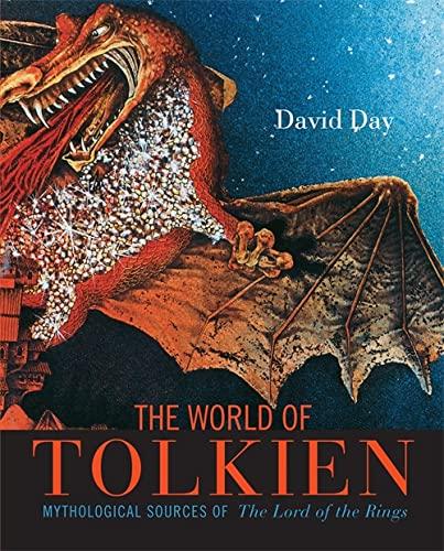9781840006896: Tolkien's World: Mythological Sources of the