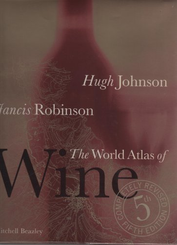 9781840006995: World Atlas of Wine Ted Smart