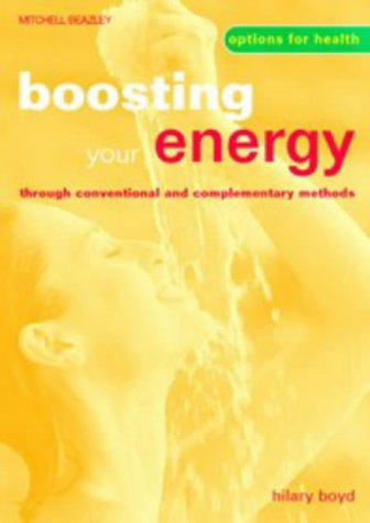 9781840007466: Options for Health-Boosting Energy