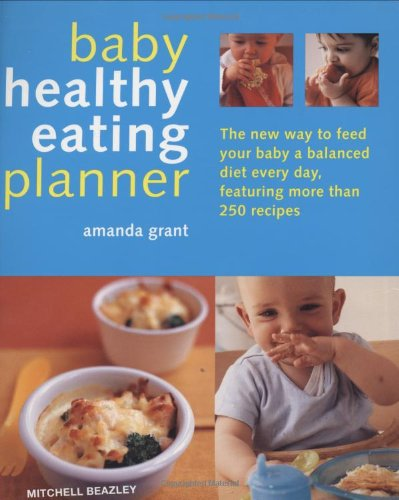 9781840008234: The Baby Healthy Eating Planner
