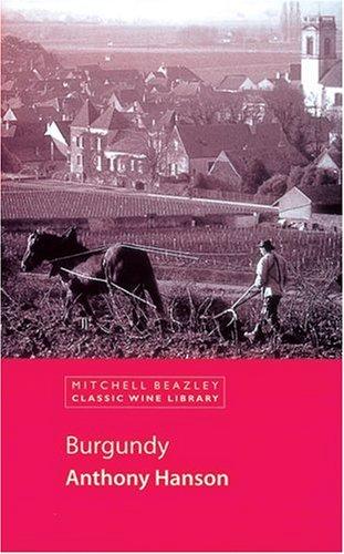 9781840009132: Burgundy (Classic Wine Guide) [Idioma Inglés]
