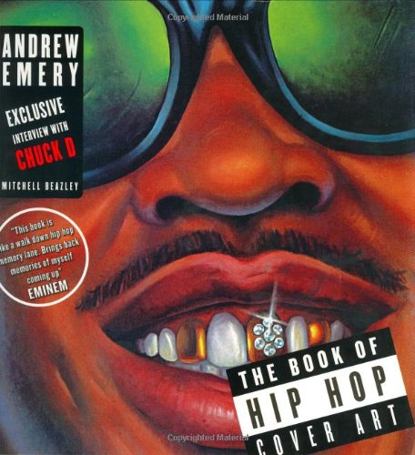 9781840009194: The Book of Hip Hop Cover Art