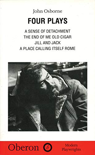 The End of Me Old Cigar and Jack and Jill: Osborne, John