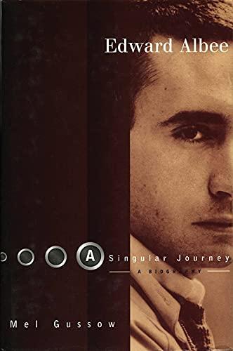9781840021318: Edward Albee: A Singular Journey (Oberon Books)
