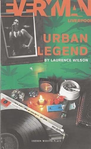 9781840024906: Urban Legend (Oberon Modern Plays)