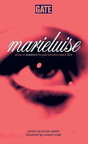 9781840024944: Marieluise (Oberon Modern Plays)