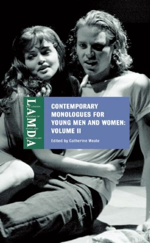 9781840027563: Contemporary Monologues for Young Men and Women: Volume II