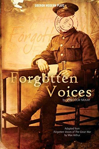 9781840027891: Forgotten Voices (Oberon Modern Plays)