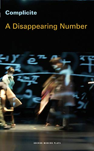 9781840028300: A Disappearing Number (Oberon Modern Plays)